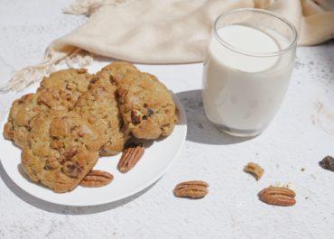 Bag økologiske småkager – og opbevar dem korrekt